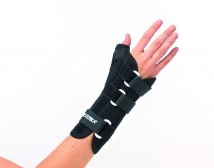 Ortéza zápästia a palca ZA 22 pravá